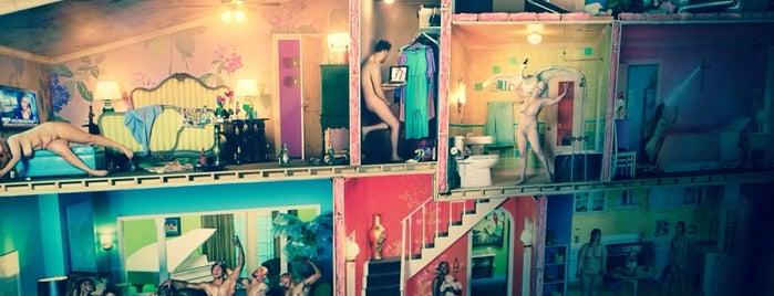 Kasmin Gallery is one of Posti che sono piaciuti a Holly.