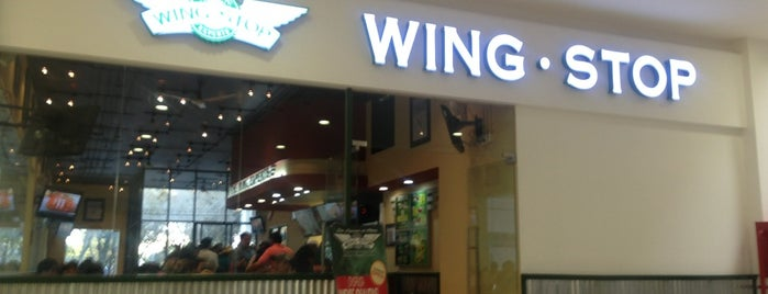 Wingstop is one of Locais curtidos por Ricardo.