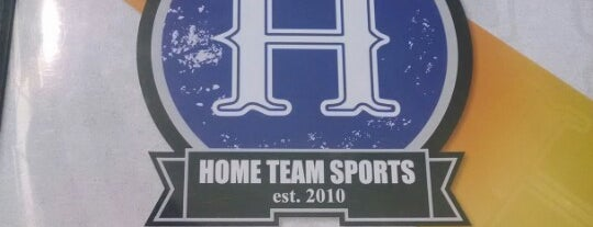Home Team Sports is one of Locais curtidos por Cristina.