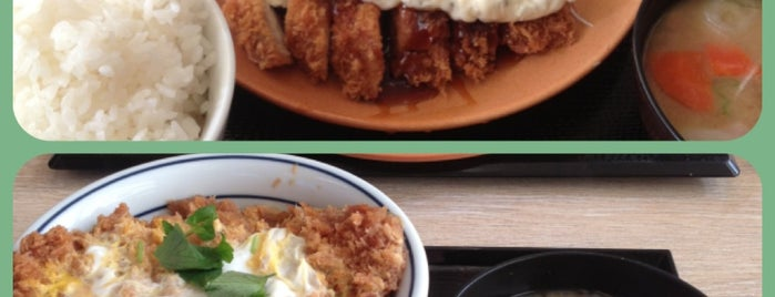 Katsuya is one of Japan chain eatery shop should try.