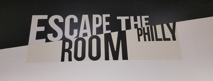 Escape The Room Philadelphia is one of Fun.