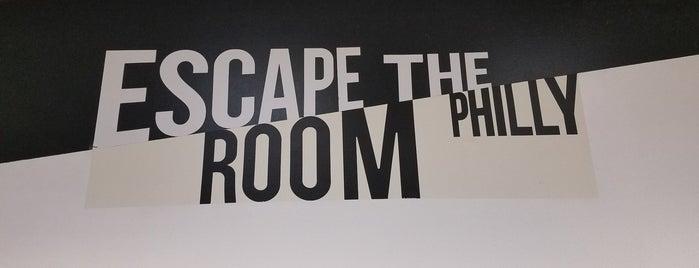Escape The Room Philadelphia is one of Fun.
