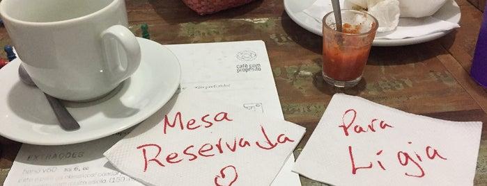 Café com propósito is one of Locais salvos de Piotr.