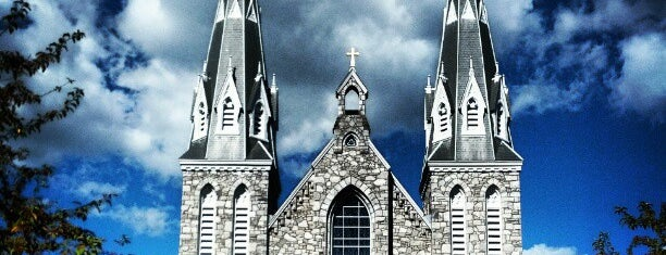 St. Thomas of Villanova Church is one of Locais curtidos por Daniel.