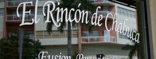 El Rincon De Chabbuca is one of Miami Beach.