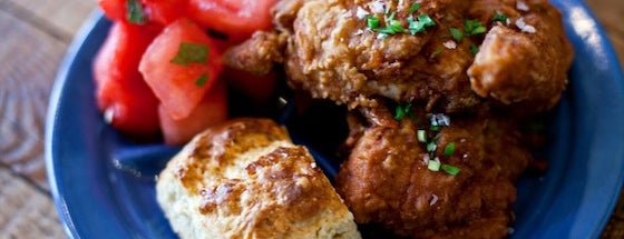 Yardbird Southern Table & Bar is one of The Best Comfort Food in Every State.