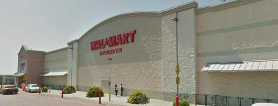 Walmart Supercenter is one of Top Ten Supermarkets In Miami.