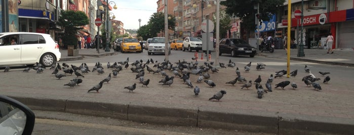 Esat Caddesi is one of ANKARA :)).