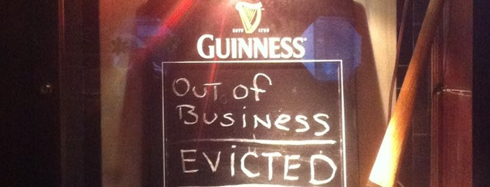 P.D. O'Hurleys is one of St Patricks Day Bars.