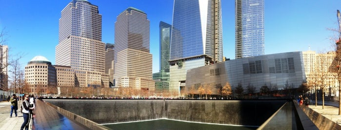 National September 11 Memorial & Museum is one of NY.