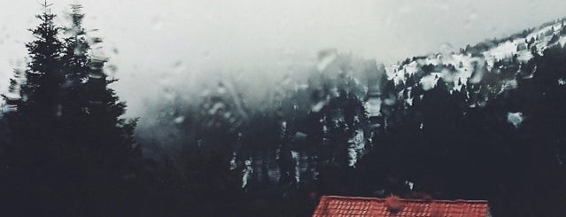 Ορειβατικο Καταφυγιο Καραμανωλη is one of สถานที่ที่ Vangelis ถูกใจ.