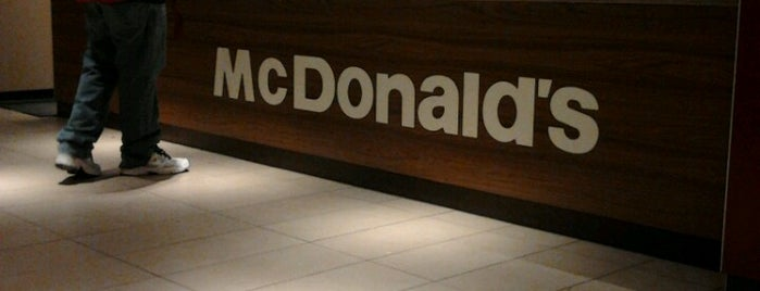 McDonald's is one of Wetteren.
