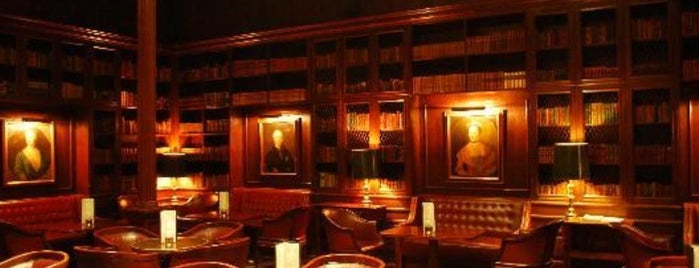 Library Bar is one of Home.