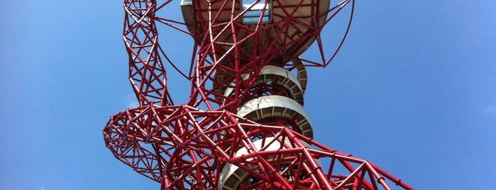Олимпийский парк королевы Елизаветы is one of Visiting London.