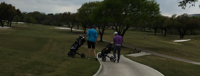 Prestonwood Country Club is one of Favorite Great Outdoors.