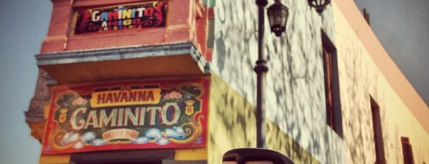La Boca is one of Bs As - Argentina.