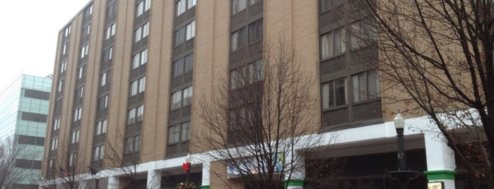 Holiday Inn Allentown Center City is one of Posti salvati di Levent.