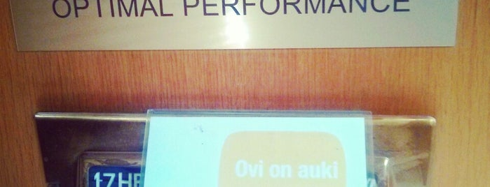 Optimal Performance is one of Hanna-Kaisa 님이 저장한 장소.