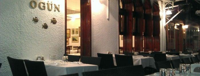 Ogün Restaurant is one of meyhanedeyiz.biz.