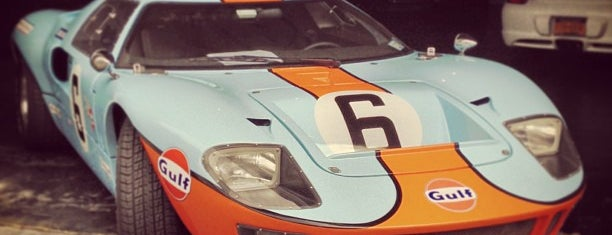 Classic Car Club Manhattan is one of USA.