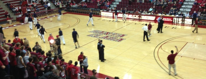 Leavey Center is one of NCAA Division I Basketball Arenas Part Deaux.