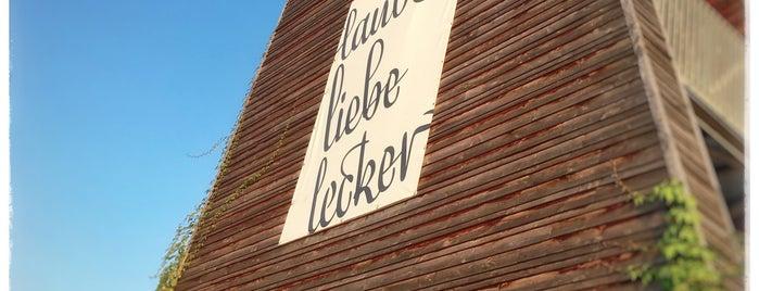 Laube Liebe Hoffnung is one of Frankfurt Restaurant.