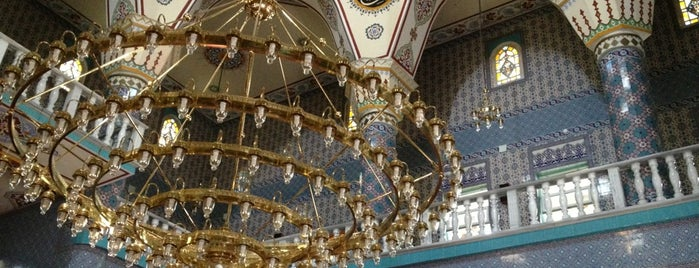 Terazidere Camii is one of ÜSKÜDAR_İSTANBUL.