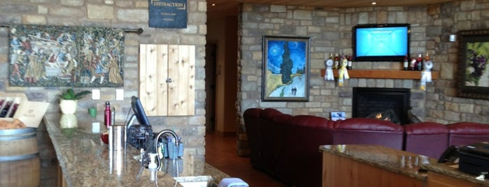 Pear Valley Vineyards is one of Sip & Swirl.