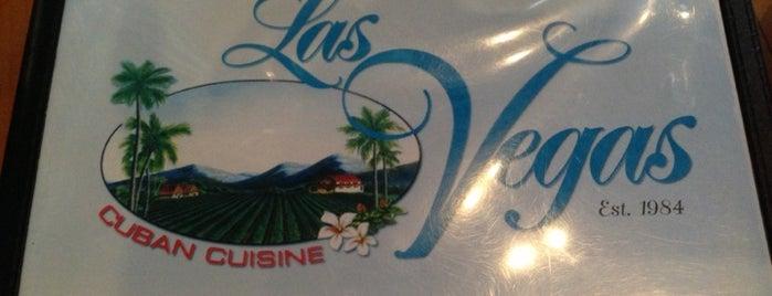 Las Vegas Cuban Cuisine is one of Tempat yang Disukai Normélia.
