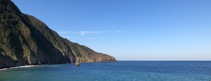 筆島見晴台 is one of Lugares favoritos de 高井.