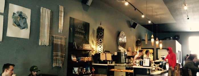 Stanza Coffee is one of SF Coffee.