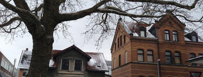 Braunschweig is one of Cidades.