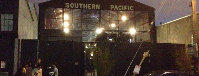 Southern Pacific Brewing is one of San Francisco.