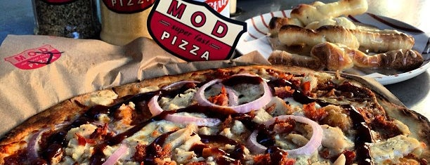 MOD Pizza is one of Seattle to do list.
