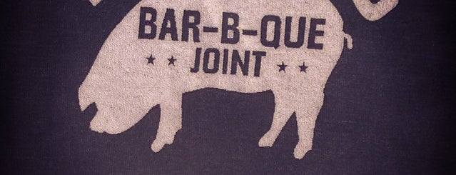 Martin's Bar-B-Que Joint is one of BBQ.