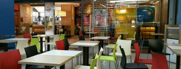 McDonald's is one of ¿Comemos?.