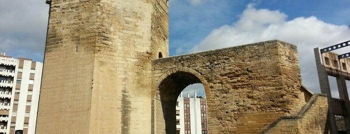 Torre de la Malmuerta is one of Que visitar en Cordoba.