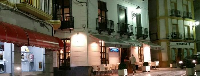Restaurante La Ribera is one of Donde Comer en Priego.
