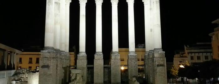 Templo Romano de Culto Imperial is one of Córdoba.
