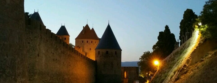 Porte Narbonnaise is one of Carcassonne 2021.