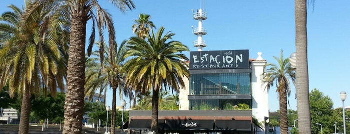 Restaurante Estación is one of Donde comer en cordoba.
