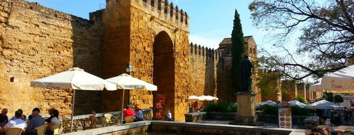 Puerta de Almodóvar is one of Que visitar en Cordoba.