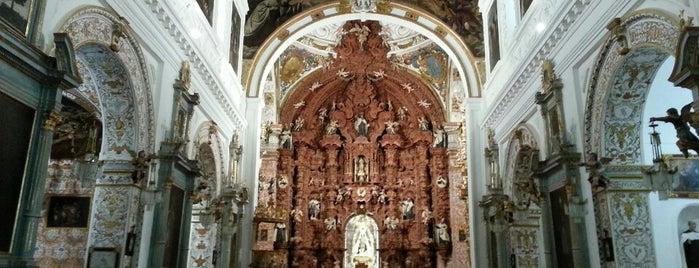 Iglesia del Carmen is one of Que visitar en Antequera.