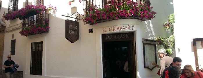 Restaurante El Churrasco is one of Restaurantes de Andalucía.