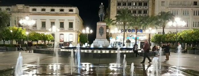 Plaza de las Tendillas is one of Que visitar en Cordoba.