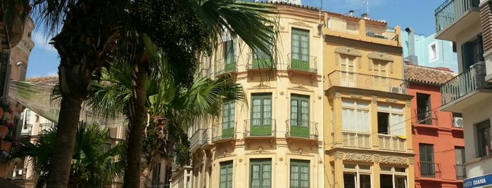 Málaga: Coffee, brunch, shopping & chill places!