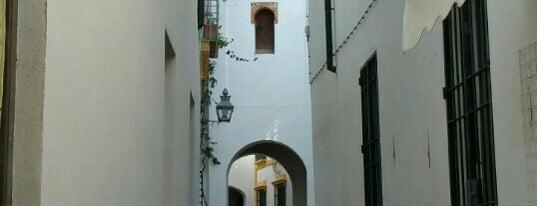 Calleja de la Hoguera is one of Córdoba.
