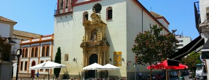 Plaza de la Trinidad is one of Que visitar en Cordoba.