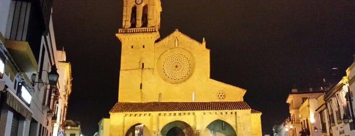 Iglesia de San Lorenzo is one of Que visitar en Cordoba.