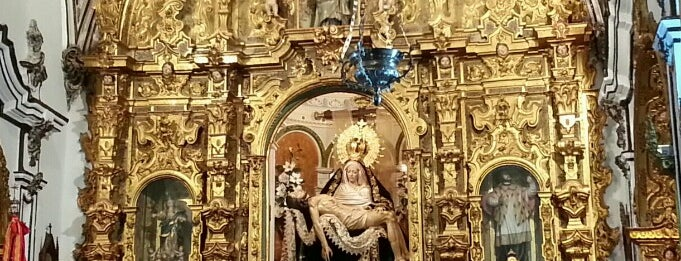 Iglesia de las Angustias is one of Posti salvati di Jim.